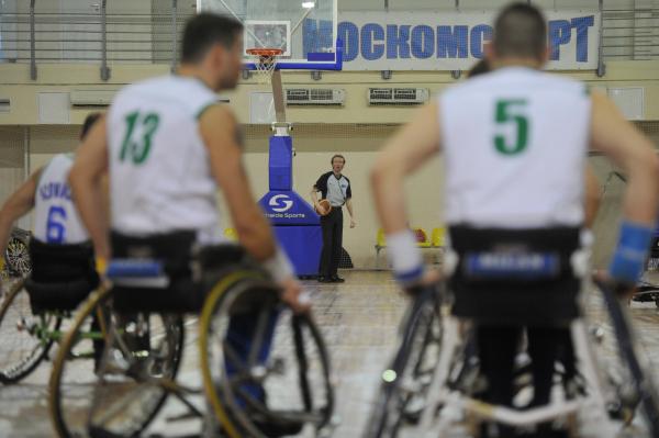 2-ой Открытый кубок Москвы по баскетболу на колясках
