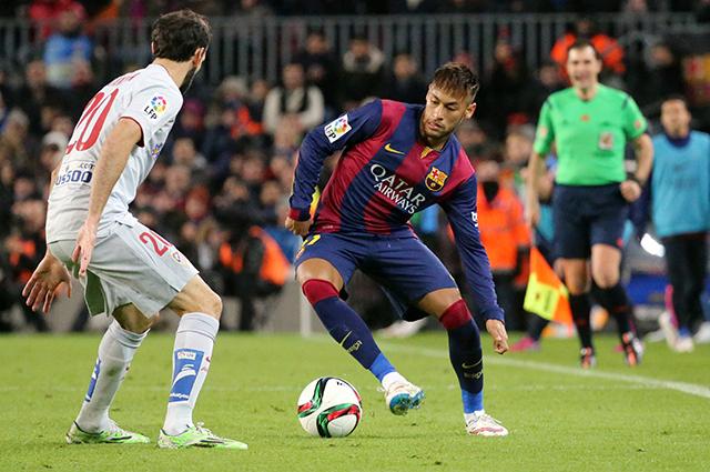 Матч Атлетико Мадрид Барселона