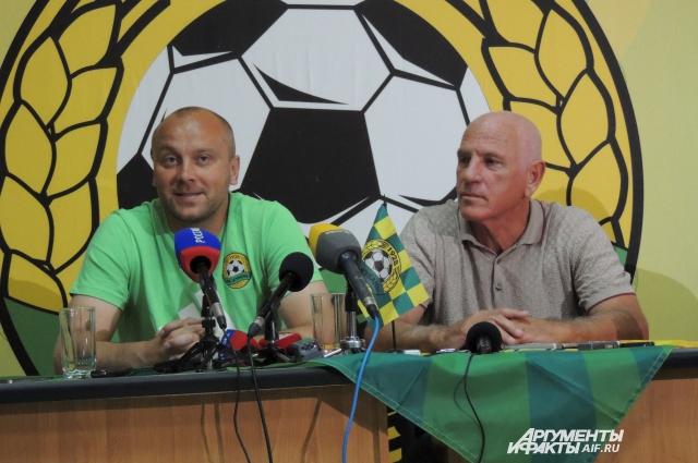 Дмитрий Хохлов: Команда будет обновляться