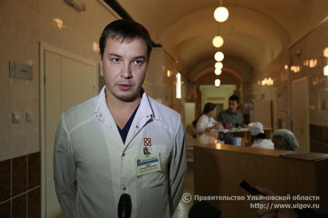 Хирург Александр Юдин