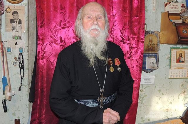Отец Сергий Вишневский.