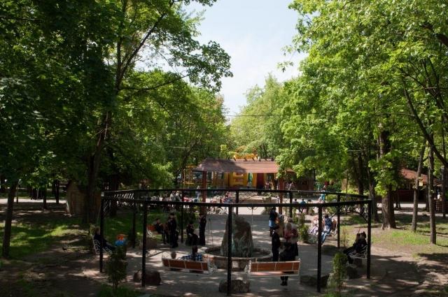 Чтобы парк приносил доход, в нем должна быть развитая инфраструктура.