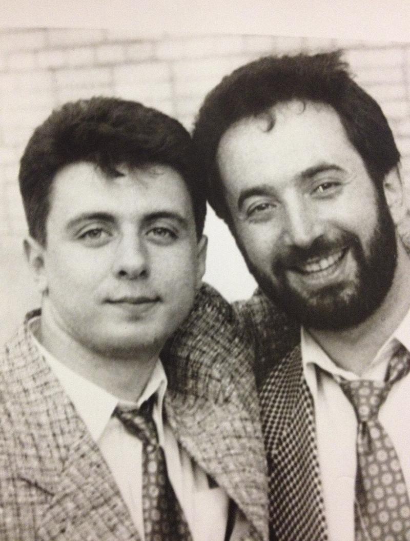 Борис Файбышенко и Руслан Мамедов.