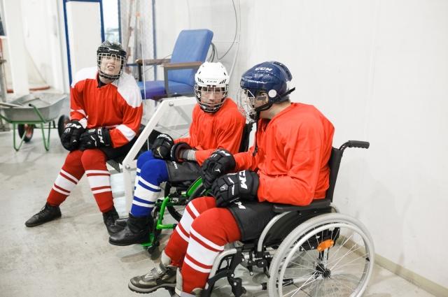 Первая тренировка состоялась в ледовом дворце «Сокол».