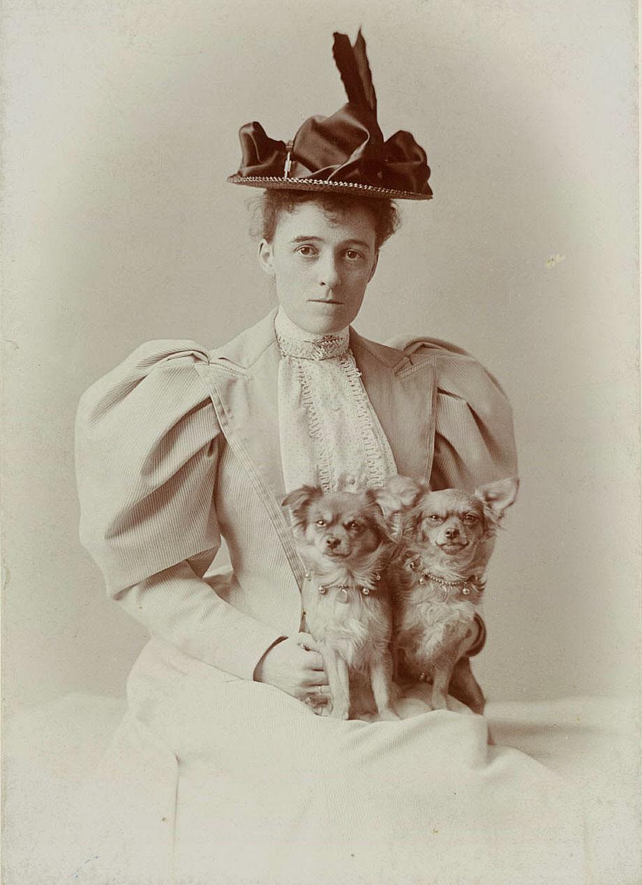 Эдит Уортон. 1889-1890 г