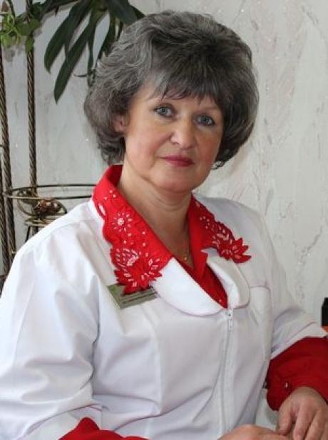 главный нефролог Тверской области Татьяна Мамкина.