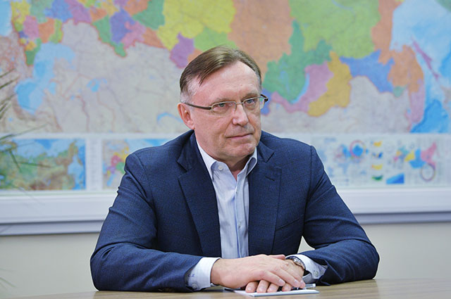 Сергей Когогин.