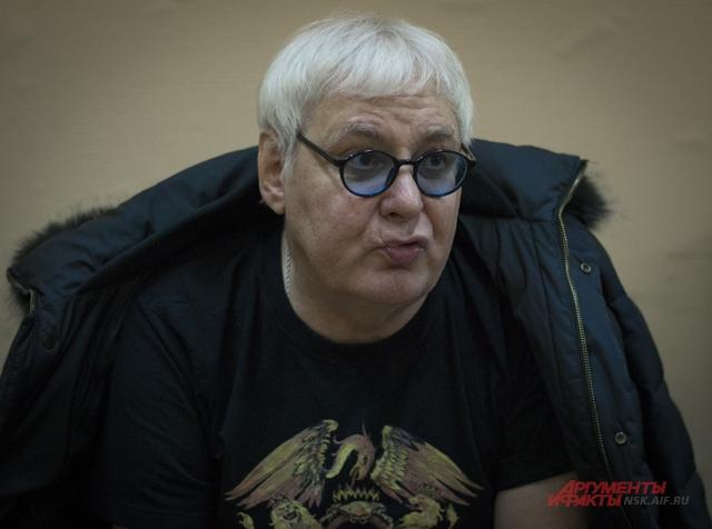 Дмитрий Галицкий.