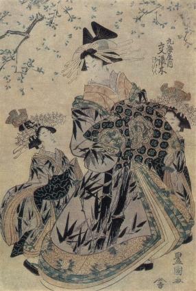 Ростовчане увидят 60 гравюр японских художников 18-19 веков