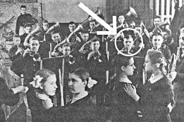 Уникальное фото с юным Гагариным бережно хранят в семье волжан.