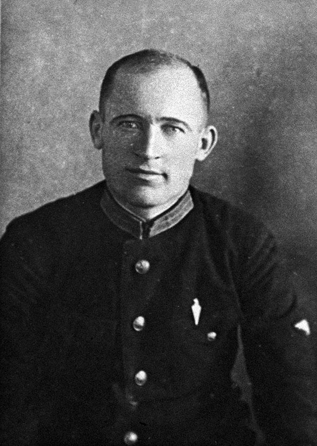 Александр Петрович Мамкин.