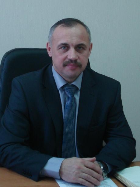 Глава Кесовогорского района Тверской области Сергей Тарасов.