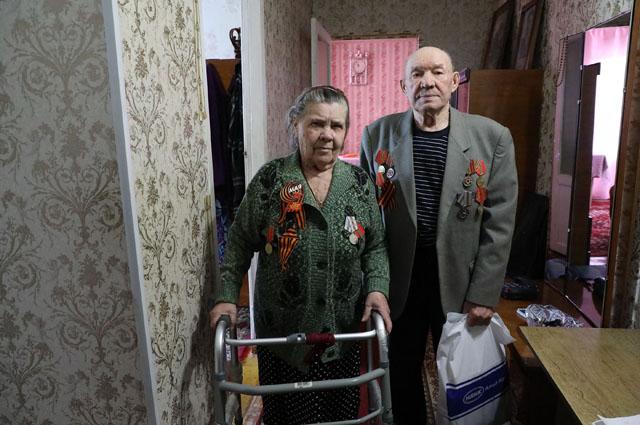 Алтай-Кокс в преддверии Дня Победы встречается с ветеранами и тружениками тыла