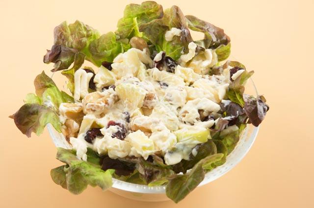 Салат «Вероника» Рецепты салатов