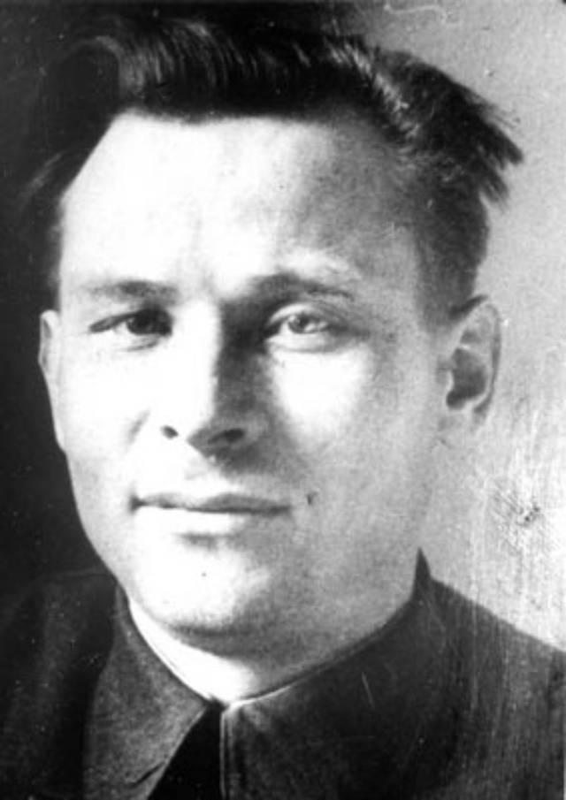 Константин Черненко, 1940 год.