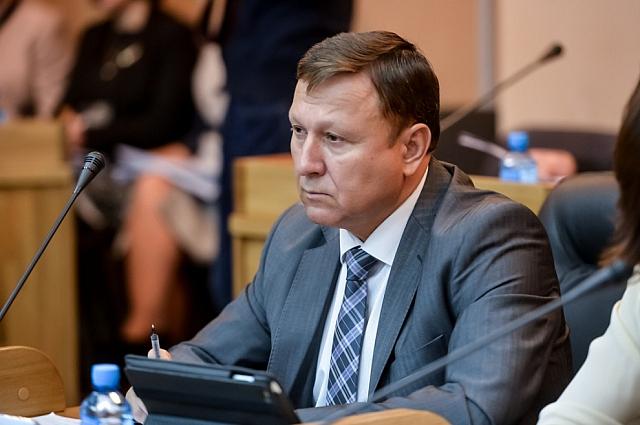 Александр Ролик.