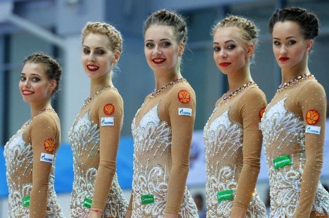 Анастасия Татарева (справа) говорит, то между спортсменами была дружелюбная атмосфера.
