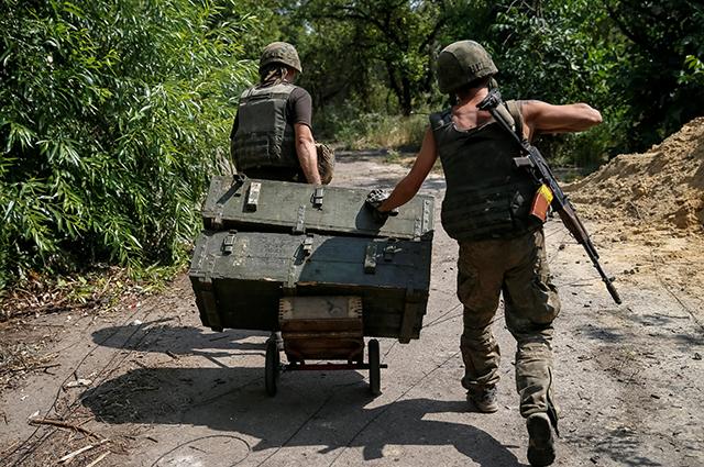 Украина, военные