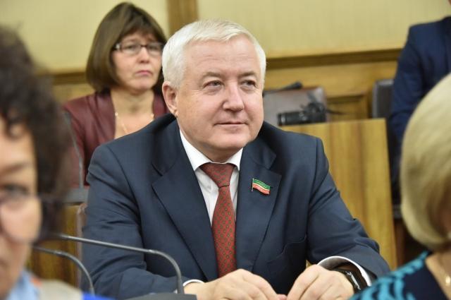 О том, какие добрые дела творят татарстанские нефтяники, рассказал заместитель генерального директора ПАО «Татнефть» Рустам Мухамадеев.