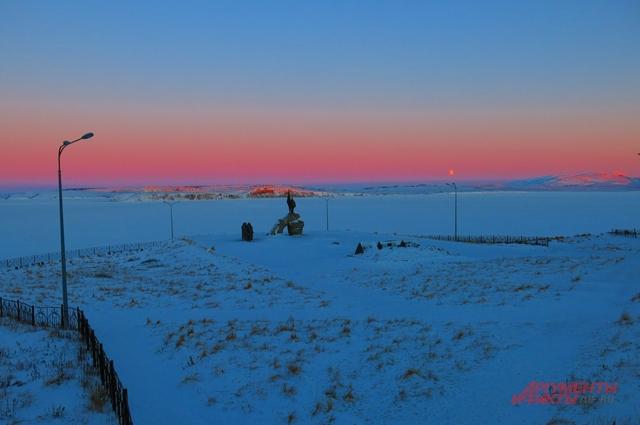 Чукотская зима - это много разных «зим».