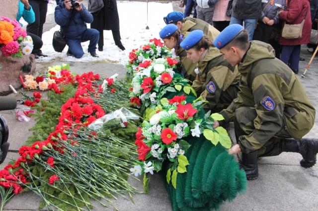 Иркутяне почтили память жертв политических репрессий.