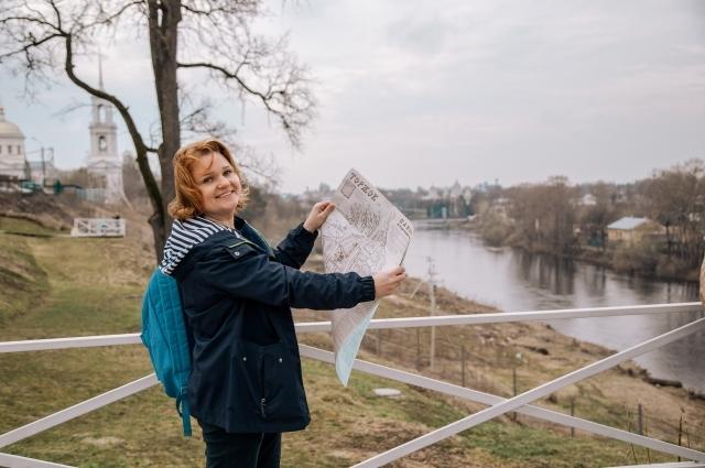 Татьяна Соколова организует туры на выходные для москвичей в свой родной город