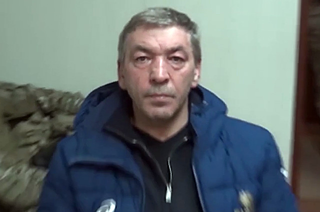 Временно исполняющий обязанности председателя правительства Республики Дагестан Абдусамад Гамидов, задержанный сотрудниками ФСБ РФ в ходе специальной операции.