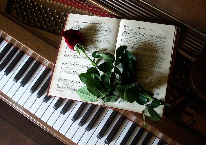 Концерт «Для тебя, любимая»
