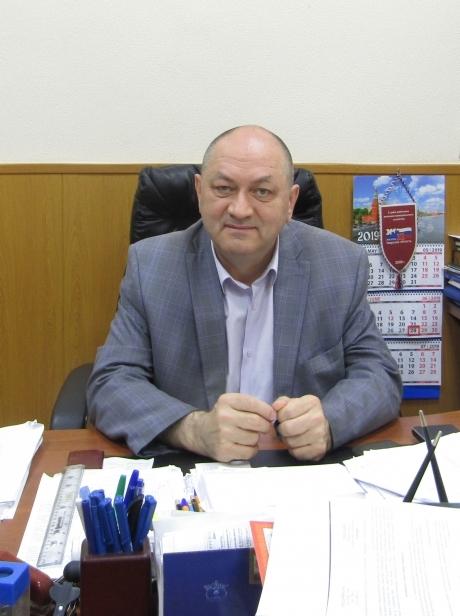 Директор тверской управляющей компании «РЭП-17» Ваха Дударов.