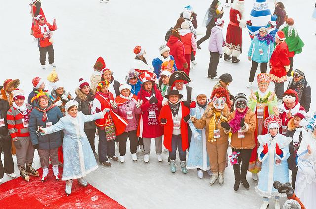 К Новому году программа «Московское долголетие» приготовила горожанам массу сюрпризов.