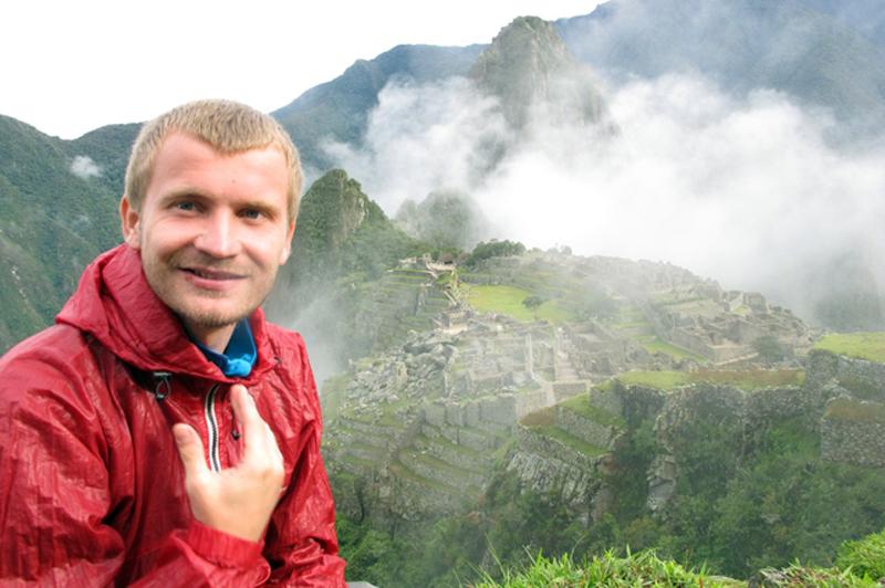 Тимур Булатов побывал в 36 странах и 112 городах мира