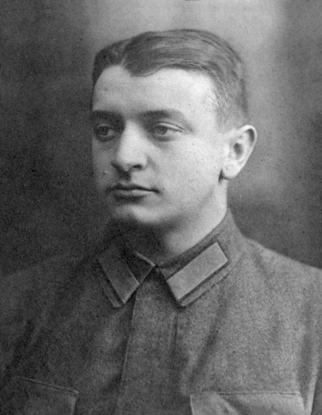 Командарм Тухачевский в годы Гражданской войны.