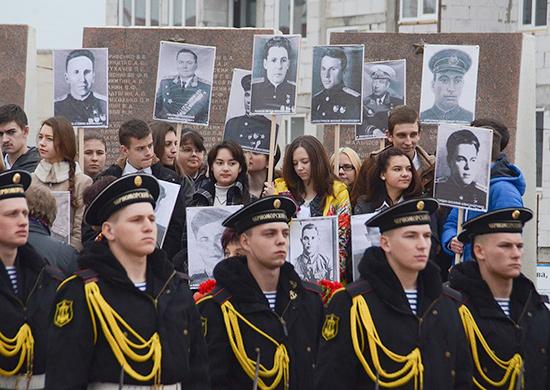 Морской авиации Черноморского флота — 95 лет