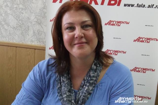 Татьяна Вербицкая.