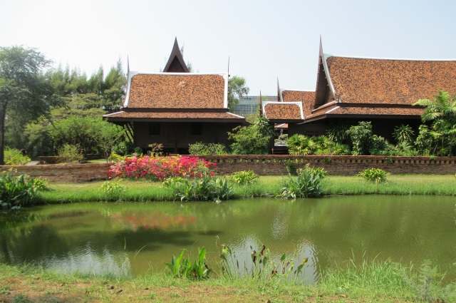Дома на любой вкус в Тайланде.