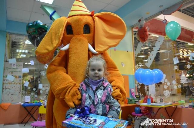 Анастасия Летиченко заняла 2 место в конкурсе от «Оранжевого слона» и «АиФ – Кузбасс».