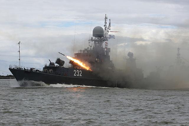 Сейчас Балтийский флот остается на страже российских границ.
