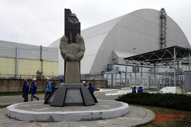 Новый саркофаг над разрушенным энергоблоком ЧАЭС достроили только в 2016 г.