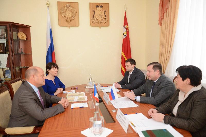 Смоленский губернатор выразил готовность поддержать инвестпроект.