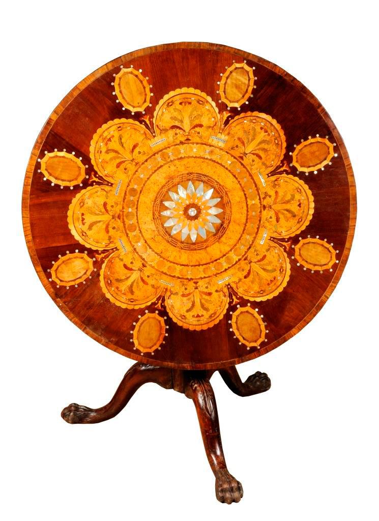 Стол, XIX век.