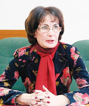 Кадрия Гайнетдинова