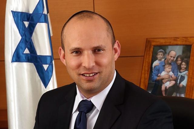 Новый премьер Израиля Нафтали Беннет.