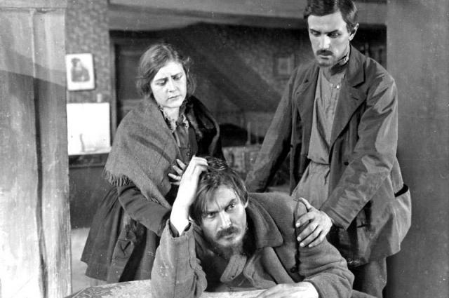 Фильм «Степан Халтурин» был снят в 1925 году.