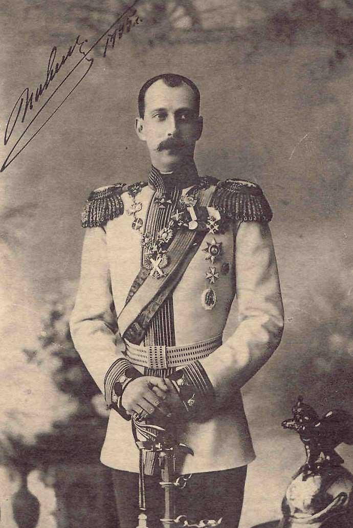 Павел Александрович с ранних лет был дамским угодником.