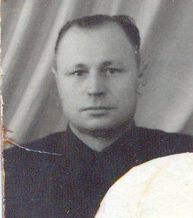 Дед Саша после войны.