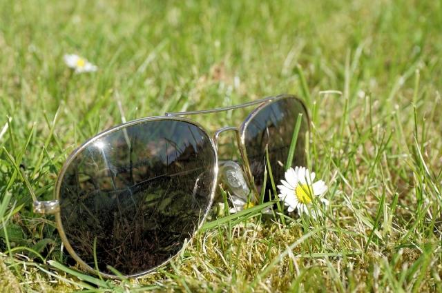 Пора пойти в парки на прогулку и посидеть на молодой траве.