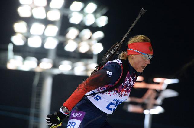 Ольга Зайцева в гонке преследования показала превосходную стрельбу, закрыв все 20 мишеней. Спортсменка слишком много потеряла в спринте, в итоге заняв 11-ю строчку протокола