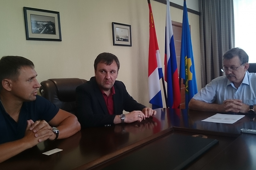На совещании у главы города говорили о развитии лыжного спорта.