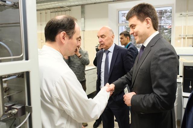 Михаил Котюков в Перми.