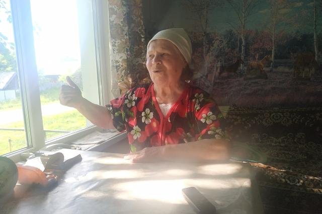 Сейчас бабушка живет в ставшей ее родиной Ивановке.